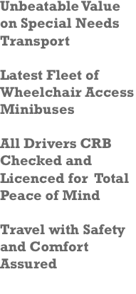 Get Minibus Providers of Special Needs Transportation Coventry